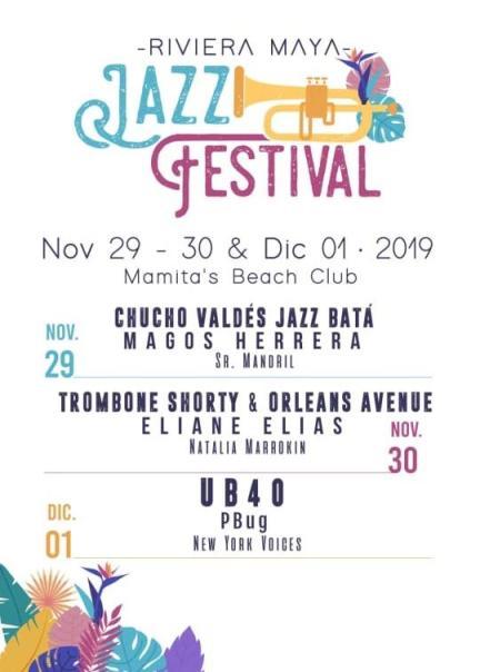 jazz festival 2019