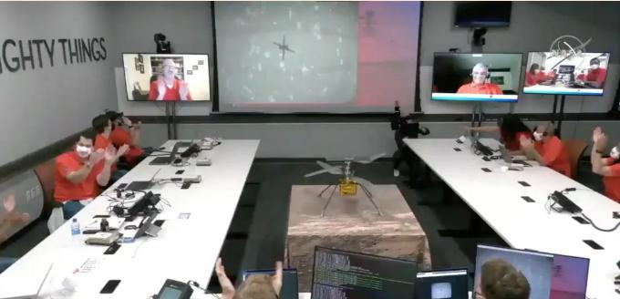 Screenshot_2021-04-19 Minihelicóptero de la NASA Ingenuity hace historia con exitoso vuelo en Marte